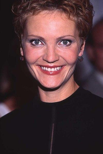 Joan Allen, American actress