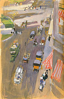 Joaquín Sorolla y Bastida - Fifth Avenue, New York - Google Art Project.jpg