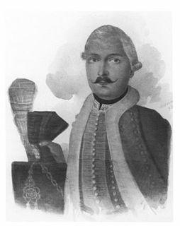 Johann Mészáros von Szoboszló Austrian general