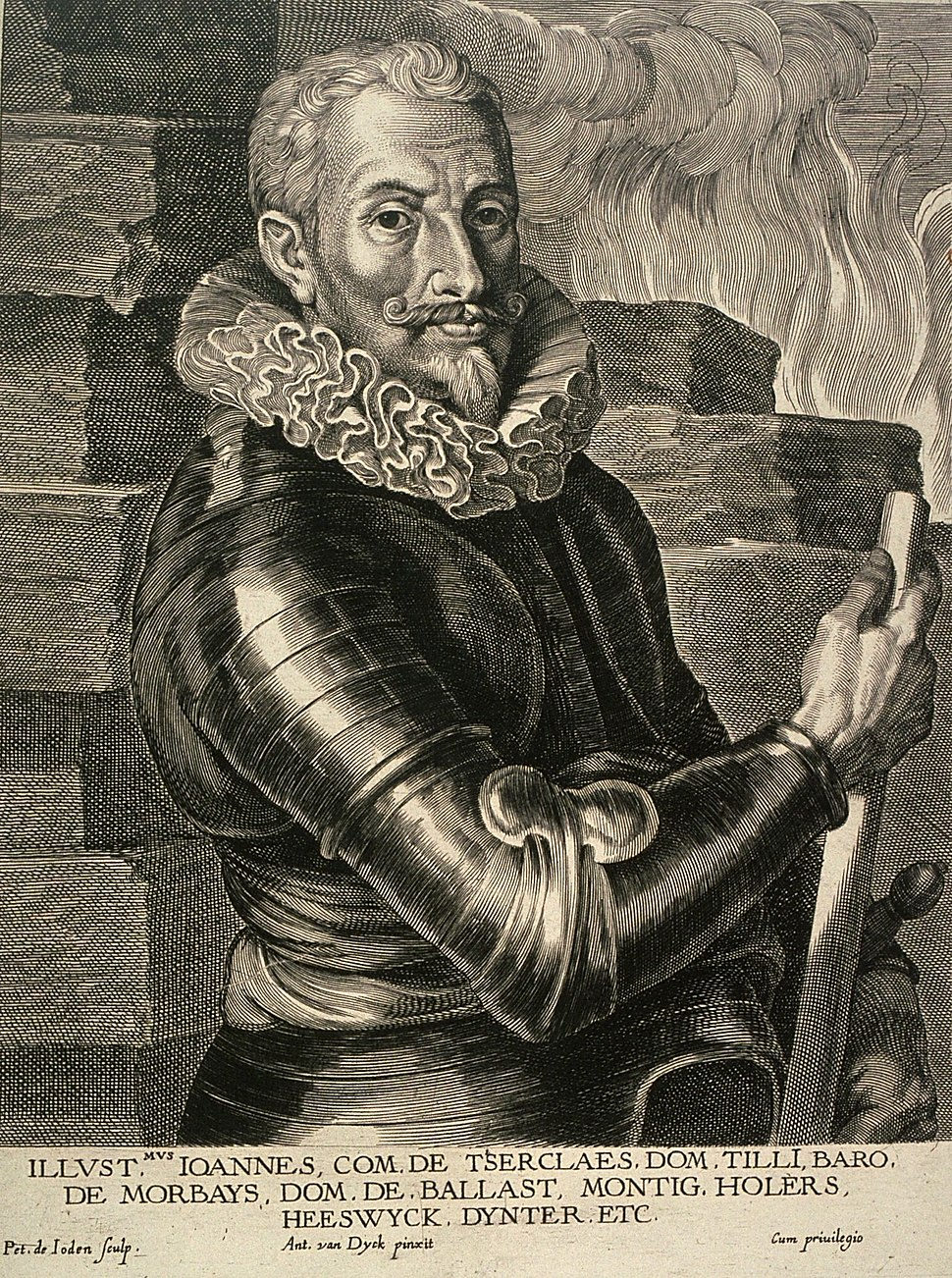 Johann Tserclaes Tilly
