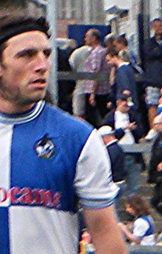 John-Joe O'Toole - O'Toole playing for Bristol Rovers in 2013
