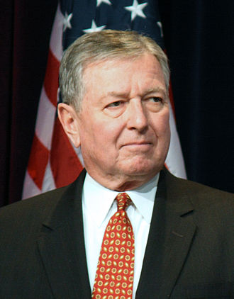 John Ashcroft - John Ashcroft at CPAC in February 2010