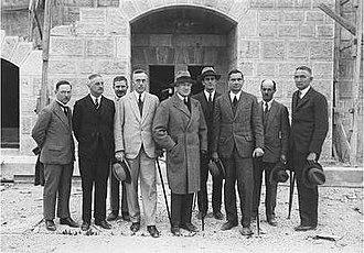 John Chancellor (colonial administrator) - Chancellor in Palestine, 1931