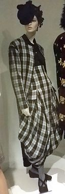 John Galliano ensemble. Dress of the Year, 1987.jpg