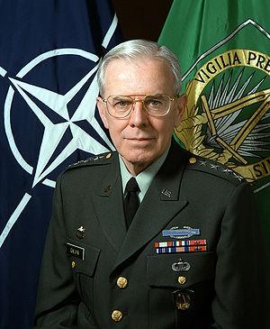 John Galvin (general) - Image: John Galvin, official military photo, 1991