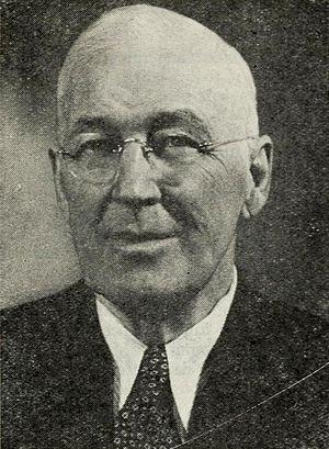 John H. Taylor (Mormon) - John H. Taylor in 1946