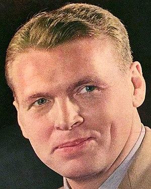 John Lund (actor) - Lund in 1948