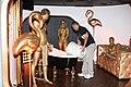 Johnnie Walker Gold Bullion Body Painting Sydney (9419682197).jpg