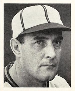 Johnny Allen (baseball) - Image: Johnny Allen Browns
