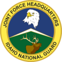 Joint Force Headquarters - Idaho National Guard emblem.png