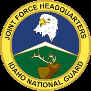Idaho Air National Guard - Image: Joint Force Headquarters Idaho National Guard emblem