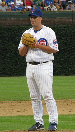 Jon Lieber - Lieber with the Cubs