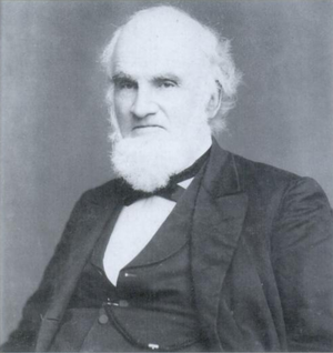 Jonathan Blanchard (abolitionist) - Image: Jonathan Blanchard