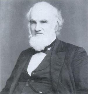 Jonathan Blanchard (abolitionist) American academic and pastor