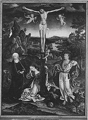 Christus am Kreuz (Werkstatt)