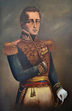 José María Córdova Military School - General José María Córdova