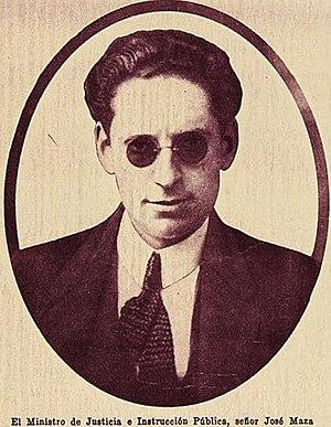 José Maza Fernández - Image: José Maza Fernández 2