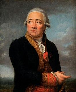 Jose de Mazarredo y Salazar Basque admiral, cartographer, ambassador, professor