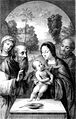 Joseph and Mary hold the Christ child before his circumcisio Wellcome L0020457.jpg