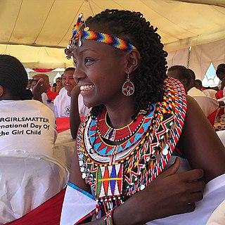 Josephine Kulea Kenyan feminist