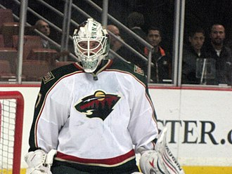 Minnesota Wild - Josh Harding led the NHL in save percentage, and goals against average, before succumbing to injuries during the 2013–14 regular season.