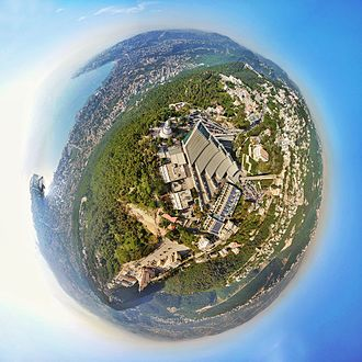 Jounieh - Jounieh Planet captured by Mikhael Bitar