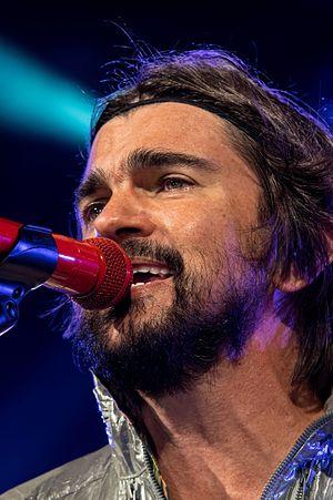 Juanes -  Zelt Musik Festival 2015 in Freiburg, Germany