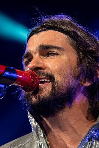 Juanes - Juanes at the Zelt Musik Festival 2015 in Freiburg, Germany