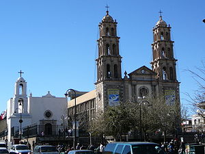 Ciudad Juárez - Juárez mission and cathedral