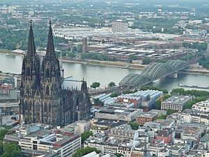 Outline of Germany - Cologne Cathedral