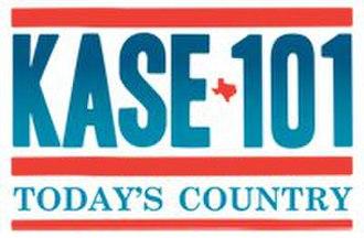 KASE-FM - Image: KASE 101