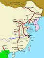 KCRC early railway network of China.jpg