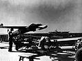 KD2R drone on USS Newport News (CA-148) 1960.jpg
