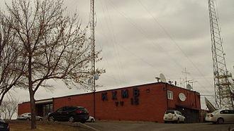 KXMB-TV - KXMB-TV Studio (1958-present)