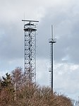 KYRA radar tower, Stevnfort Cold War Museum, Denmark, 2015-04-01-4832.jpg