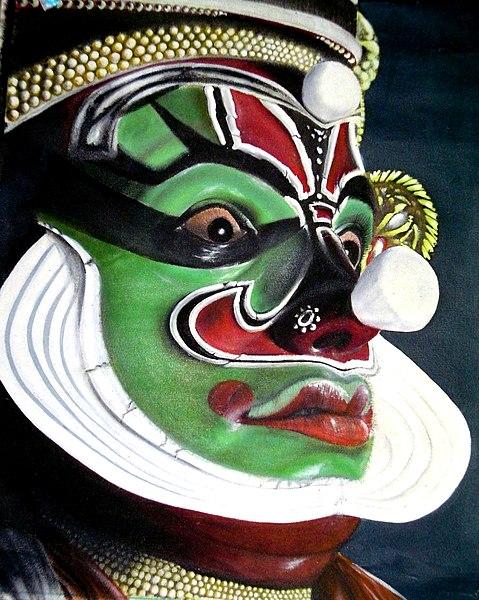 Fichier:Kadakali painting.jpg