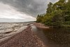 Kadunce River at Lake Superior, Minnesota (23625023738).jpg