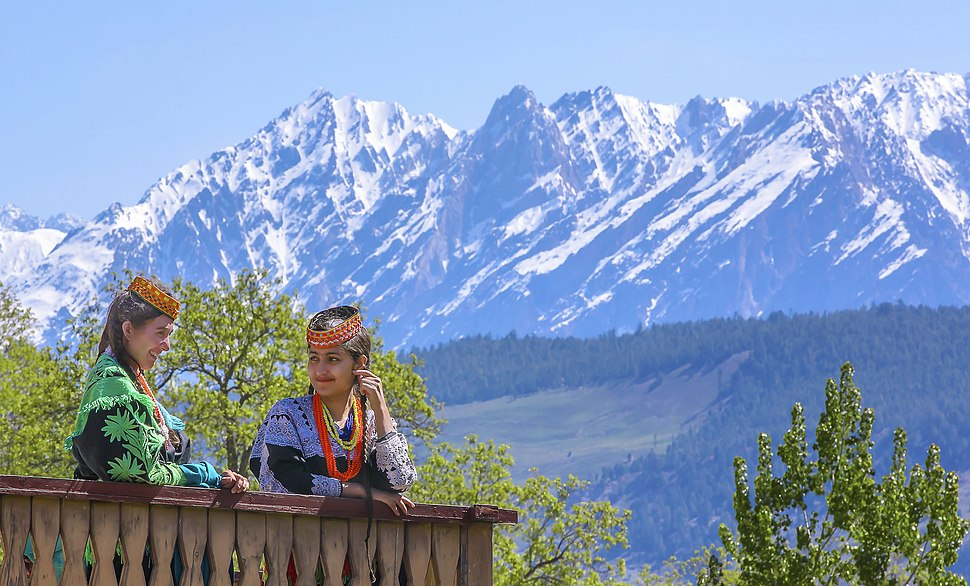 Kalash of Birir Valley (Coniferous Forest); Tahsin Shah 01
