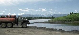 Kamchatka River - Kamchatka River