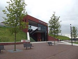 Bahnhof Kampen Zuid (2014)