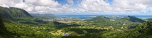 Kaneohe, Hawaii - Image: Kaneohe Bay LC400