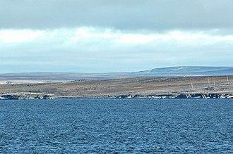 Taymyr Peninsula - Image: Kap Tscheljuskin 1 2012 08 05
