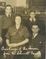 Karl Patterson Schmidt, his wife, Margaret Schmidt and their Boys.tif