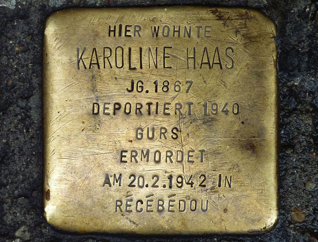 Karoline Haas-Stolperstein.jpg