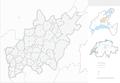 Karte Bezirk Gros-de-Vaud 2013 blank.png
