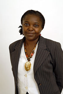 Cécile Kyenge Italian politician and ophthalmologist