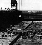 Keel laying of USS Nimitz (CVAN-68) in 1968.jpg