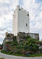 Keep, Sterrenberg Castle, East view 20150513 1.jpg