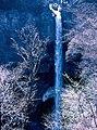 Kegon Falls, Nikkō National Park (華厳滝, 日光国立公園) (1967-05-06 by Roger W).jpg