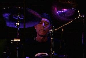 Keith LeBlanc - Keith LeBlanc (Little Axe concert in Vienna, 2009)
